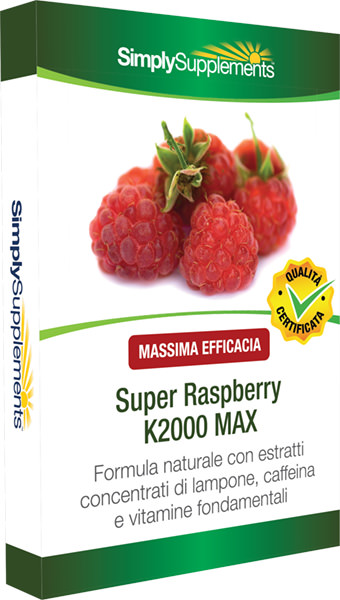 60 Capsule Blister Pack - super raspberry ketone