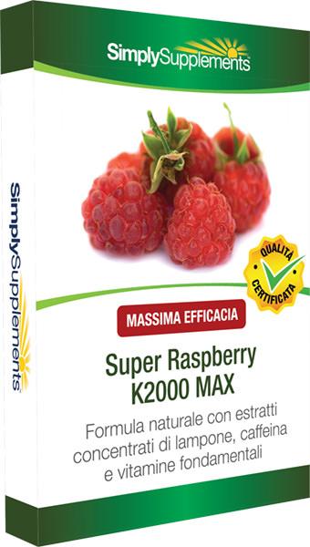 60 Capsule Blister Pack - super raspberry ketone
