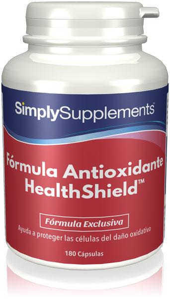 Fórmula Antioxidante HealthShield™