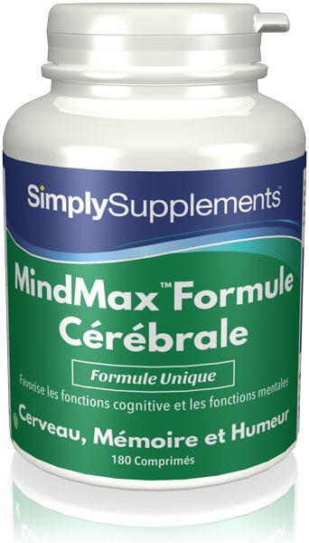 MindMax™ - Formule Cérébrale