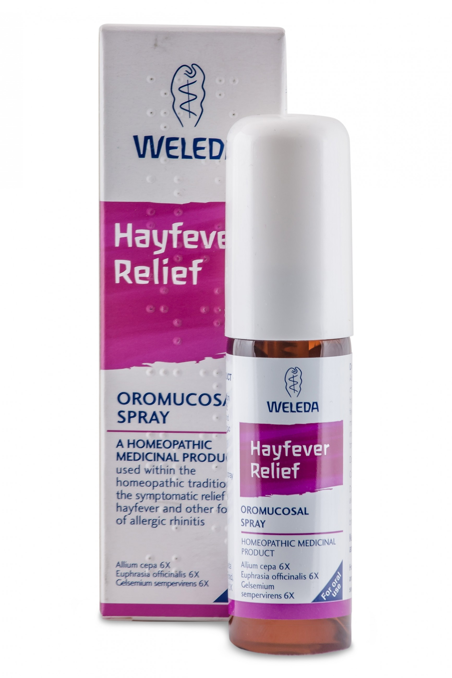 Spray Oral Contre le Rhume des Foins