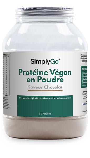 Protéine Végan en Poudre
