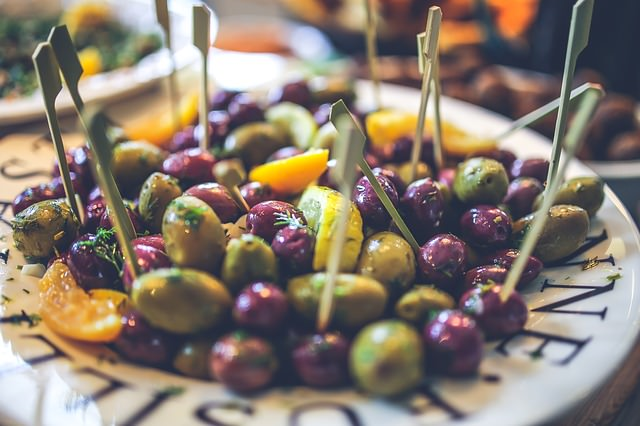 olives for heart health