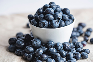 Fresh bilberries have a range of potential health benefits.