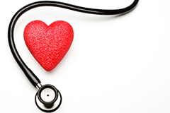 High levels of cholesterol are considered to be a risk factor for cardiovascular disease.
