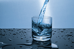 Dehydration can lead to less fluid in the digestive tract, making constipation more likely.