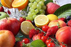 Fruits and vegetables that are high in fibre can help you to feel full for longer, without compromising your calorie intake goals.
