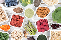 Eating a balanced, healthy diet can support your immune system and reduce the chances of contracting flu.