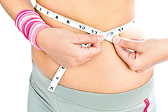 You don't have to feel hungry all the time when on a weight loss diet.