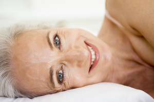 It is believed that hyaluronic can help to ease the symptoms of skin aging such as wrinkles or dryness.