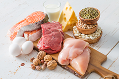 Older people may struggle to absorb protein in their diet