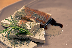 Tofu is one of the best-known plant-derived sources of protein for vegetarians and vegans.