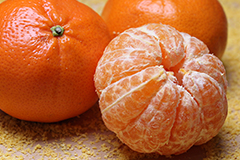 Citrus fruits are a great source of vitamin C.