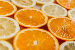 Vitamin C is crucial to the healthy production of skin collagen.