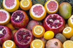 Vitamin C is a powerful antioxidant.