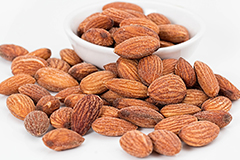 Vitamin E is a potent antioxidant and can be found in a range of seeds and nuts.