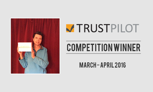 our-march-april-trust-pilot-prize-draw-winner