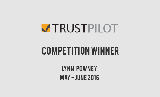 our-may-june-trust-pilot-prize-draw-winner