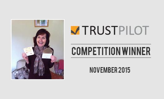 our-november-trust-pilot-prize-draw-winner