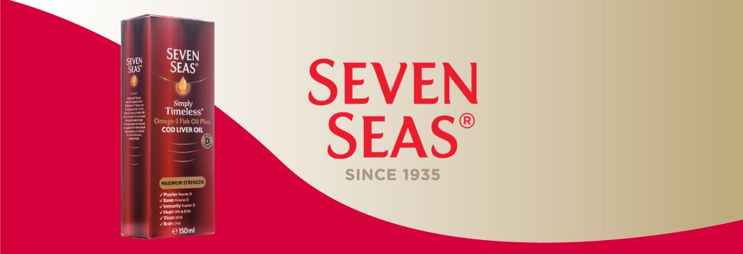 Seven Seas Extra High Strength Cod Liver Oil