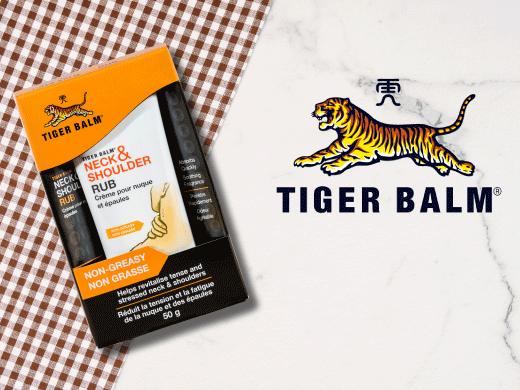 Tiger Balm Rub