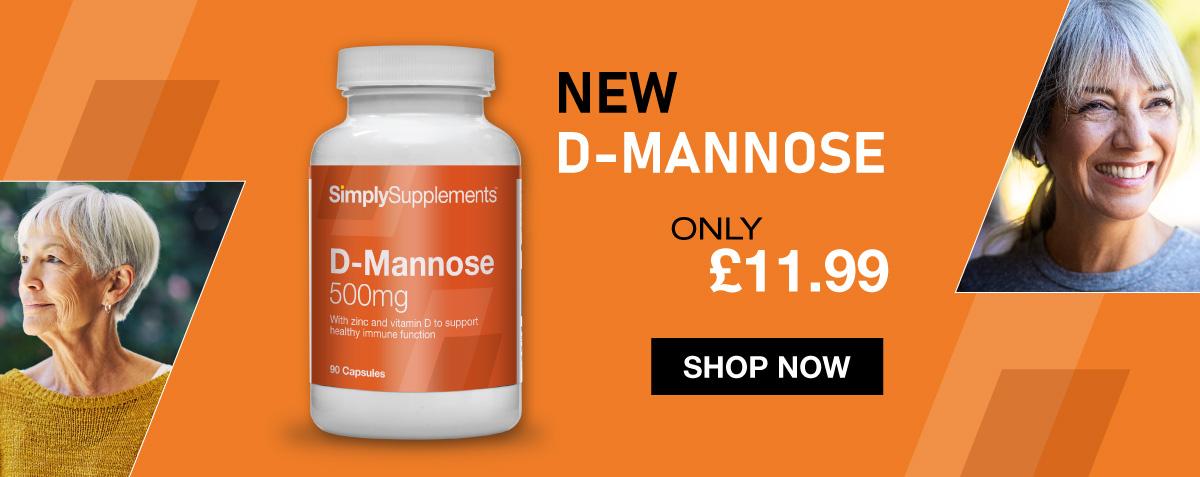 New: D-Mannose