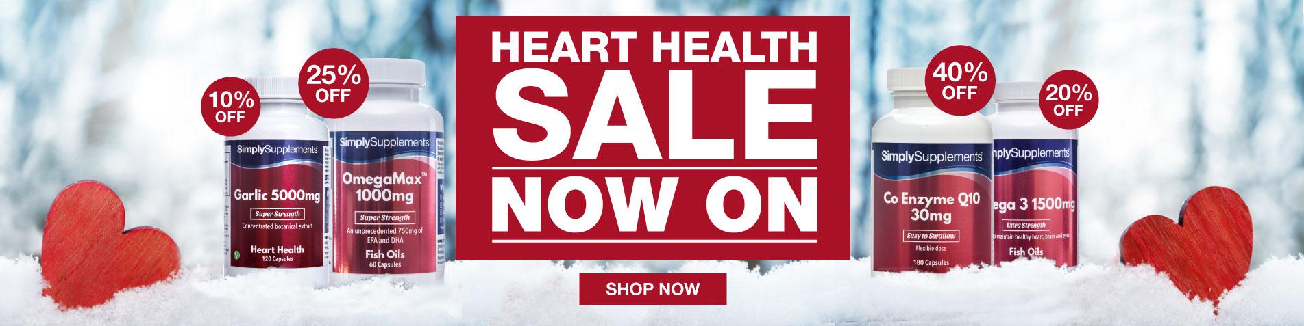 Heart Health Sale