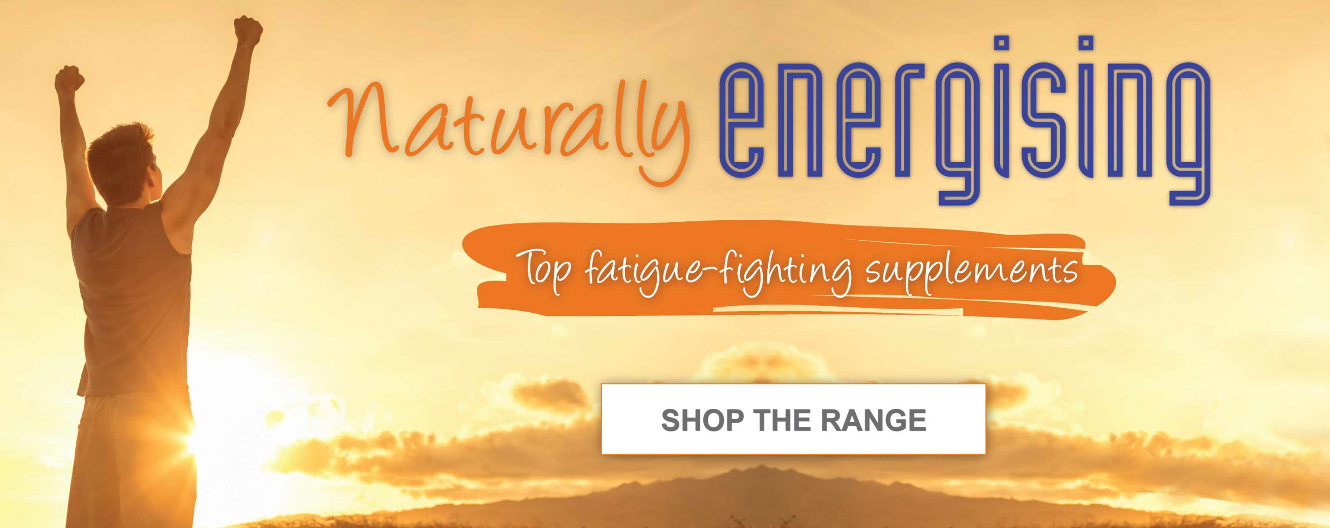 Energy and Vitality Supplements