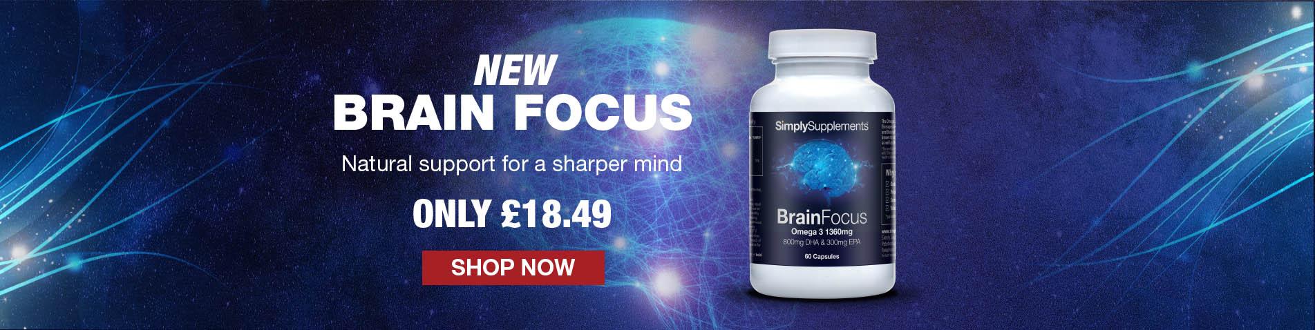 New - BrainFocus