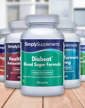 UK Made Vitamins & Supplements | Simply Supplements