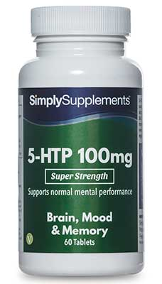 5 HTP Tablets 100mg