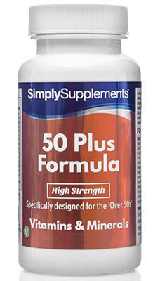 Multivitamins 50 Plus - E275