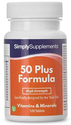 50 Plus Formula