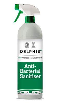 Delphis Anti-Bacterial Kitchen Sanitiser 700ml