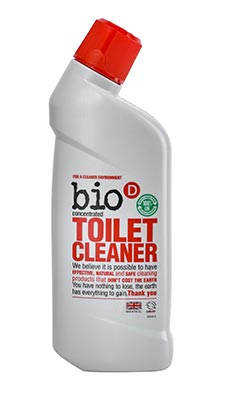 Bio-D Toilet Cleaner 750ml