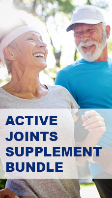 Active Joints Supplement Bundle