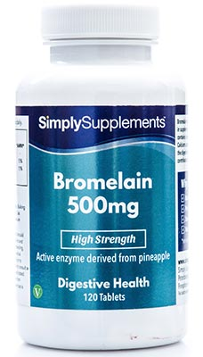 Bromelain Extract Tablets 500mg