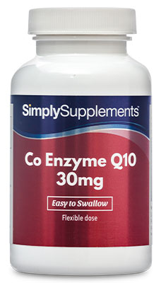 Co-Enzyme Q10 Capsules - S769