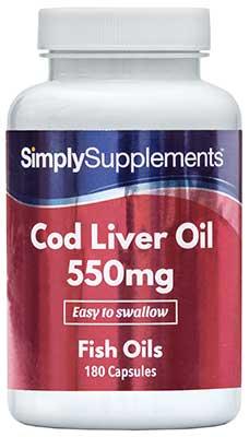 Cod Liver Oil Capsules - S402