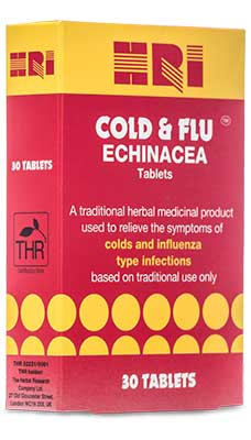 Cold & Flu Echinacea Tablets