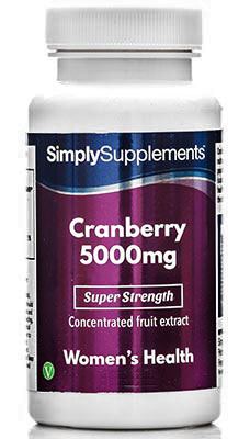 Cranberry Tablets 5,000mg