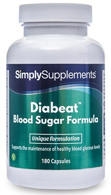 Diabeat Blood Sugar Formula