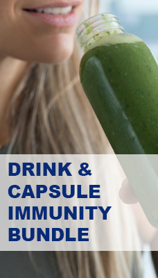 Drink & Capsule Immunity Bundle