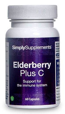 Elderberry with Vitamin C
