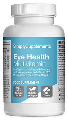 Eye Health Multivitamin