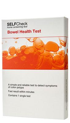 Bowel Health (FIT) Test - SELFCheck