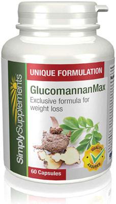 Glucomannan Capsules - E582