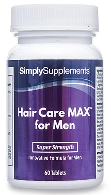 Hair Care Tablets for Men - E577