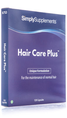 Hair Care Plus Capsules - B753