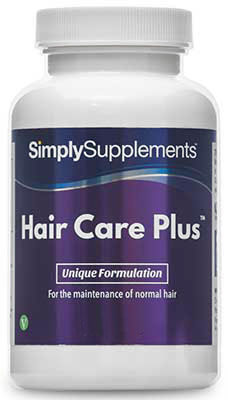 Hair Care Plus Capsules - S486